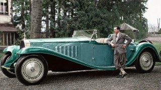 Bugatti royale type 41 cabriolet esders (1927)