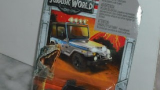 Jeep Wrangler 1993 , escala 1/64 de Matchbox  .