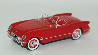 Chevrolet Corvette C1 1953 de Neo Scale Models